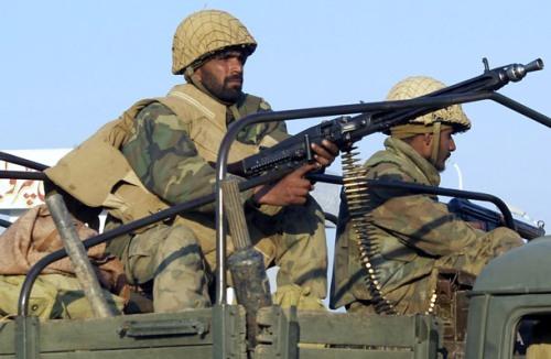 esercito pakistan